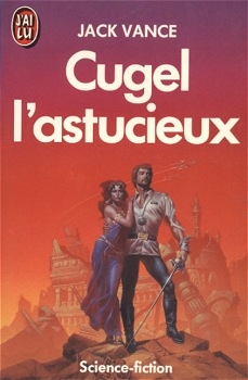 Cugel l'astucieux de Jack Vance dans romans arton392-2e532